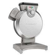 Cuisinart® One Round Belgian Vertical Waffle Maker, Stainless Steel (WAF-V100)