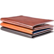 Danny P Carrying Case with Wallet for iPhone 6/6s Plus, Brown/Blue (WC6PPC)