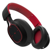 BlueAnt PUMP Zone Over-the-Head Stereo Headset, Red