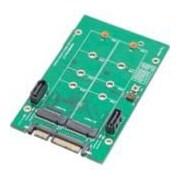 "Syba™ 3 1/2"" SATAIII to M.2 SSD RAID Adapter (SY-ADA40102)"