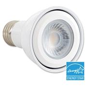 Verbatim® Contour 7 W Warm White High CRI Dimmable LED Lamp (P20-L470-C30-B25-90-W)
