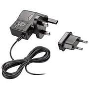 Plantronics® 81423-01 Universal AC Adapter, Black