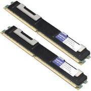 AddOn® A2257193-AMK 8GB (2 x 4GB) DDR2 SDRAM RDIMM DDR2-667/PC-5300 Server RAM Module
