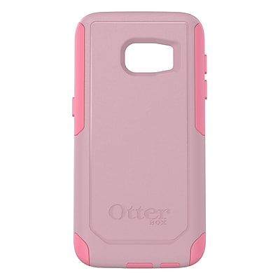 Otter Box Commuter Series Protective Case for Galaxy S7, Bubblegum Way (77-53000)
