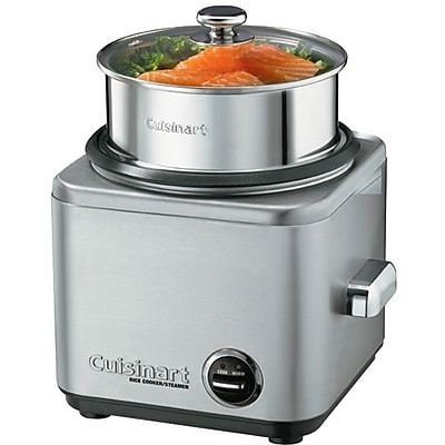 Conair Cuisinart 8 Cup Rice Cooker IM1RC3310