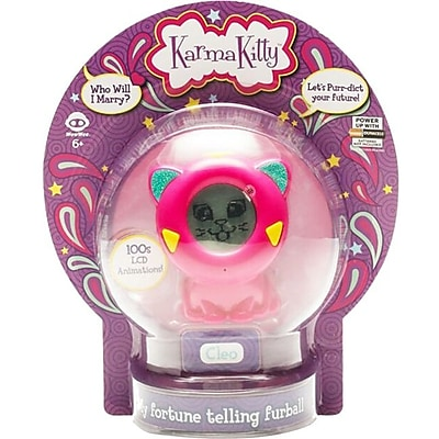 Wowwee Karma Kitty Toy Robot, Pink (0761) IM11V0442