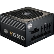 Cooler Master® V650 ATX12V & EPS12V Fully-Modular Power Supply, 650 W (RS650-AFBAG1-US)