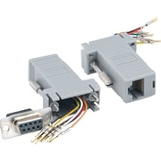 Comprehensive® RJ45 Male to DB9 Female Data Transfer Cable