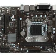msi® Micro-ATX Desktop Motherboard, 32GB DDR4 (CSM-H110M PRO-VHL)