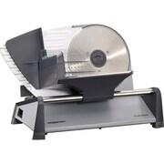 Waring® Pro Heavy-Duty Food Slicer, Silver (FS155)