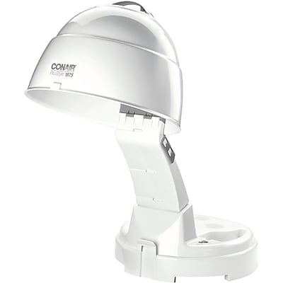 Conair Pro Style 1875 W Collapsible Bonnet Hair Dryer, White (HH320LR)