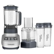 Cuisinart® Velocity Ultra Trio 56 oz. 1 HP Blender/Food Processor with Travel Cups, Clear/Grey (BFP-650)