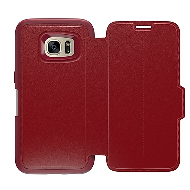 Otterbox Strada GS7 Phone Case, Red
