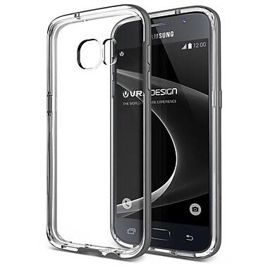 Verus Crystal Bumper GS7 Phone Case, Clear/Gray