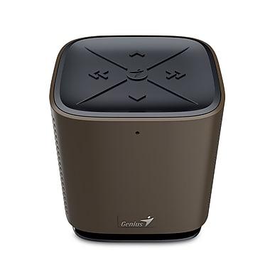 Genius SP-925BT Bluetooth Speaker, Brown