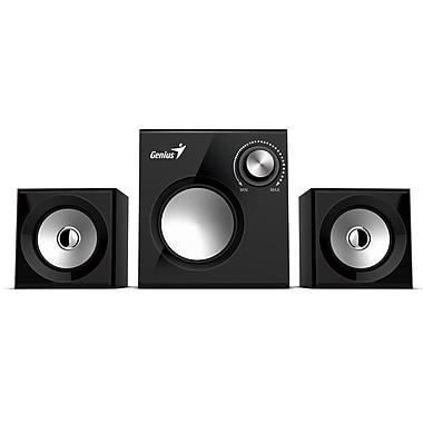 Genius – Système de haut-parleurs classique SW-2.1 370, noir