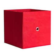 iCube Full Fabric Drawer, Red