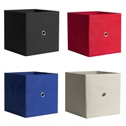 iCube Full Fabric Drawer, Assorted Colors