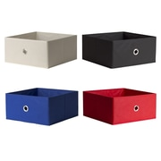 iCube Half Fabric Drawer, Assorted Colors