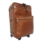 Piel 22'' Wheeled Carry On; Saddle