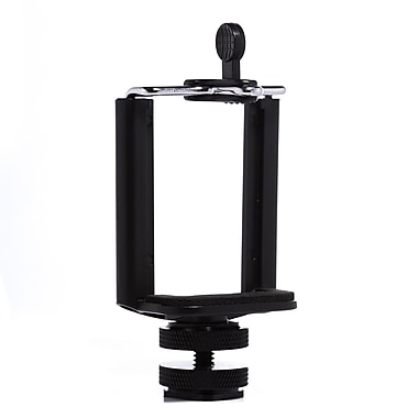 Triggertrap TT-TRAP Phonetrap, Hot Shoe, Tripod Smartphone Holder for iPhone and Android, Black