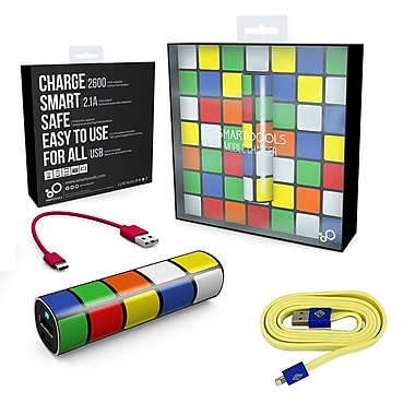 BlueDiamond ToGo Phone Charge-On-The-Go Kit Lightning + Portable Mobile Battery