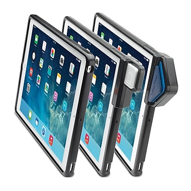 Kensington K64637 SecureBack M Series Modular Enclosure for Apple iPad Air, CCR, Black