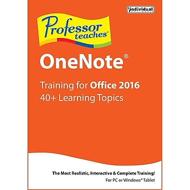 Professor Teaches Onenote 2016 [Download]