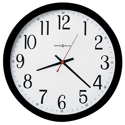 Howard Miller Home or Office Gallery 16'' Wall Clock WYF078276507767