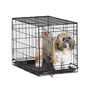 Midwest Homes For Pets iCrate Single Door Pet Crate; Small (19'' H x 18'' W x 24'' L)