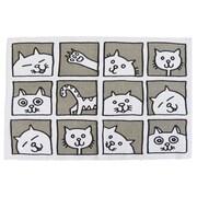 Park B Smith Ltd PB Paws & Co. Cat Album Cotton Pet Mat