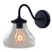 Westmen Lights 1 Light Bell Wall Sconce
