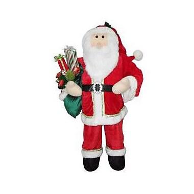 Creative Design Traditional Santa Christmas Decoration