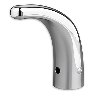 American Standard Integrated Selectronic Bathroom Faucet Less Mixing