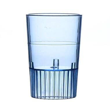 Fineline Settings, Inc Quenchers Disposable Plastic 1 oz. Neon Shooter (500/Case); Blue