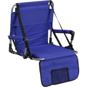 Flash Furniture Folding Stadium Chair, Blue (TY2710BL)
