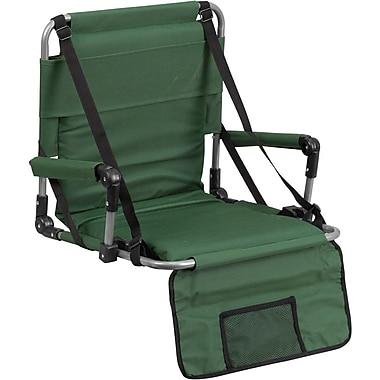 Flash Furniture – Siège pliant pour gradins, vert (TY2410GN)