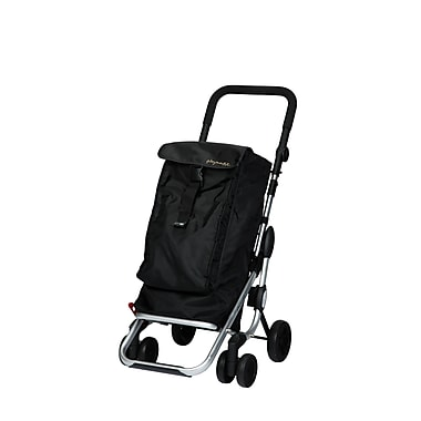 Go Up Shopping Trolley, Black