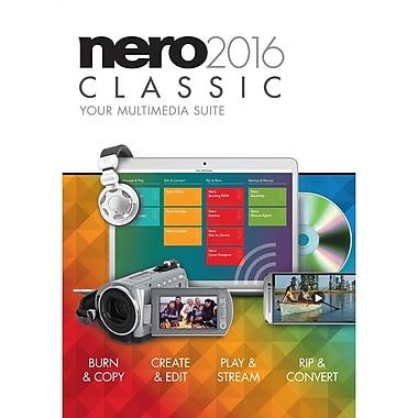 Nero 2016 Classic for Windows (1-User) [Download]