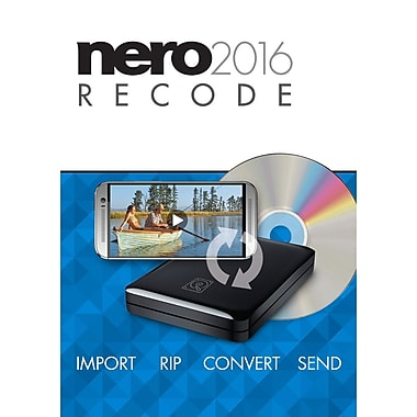 Nero Recode 2016 for Windows (1-User) [Download]