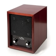 New Comfort Ozone Generator Air Purifier; Cherry Wood
