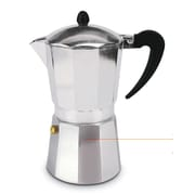 Cuisinox Espresso Stovetop Coffee Maker; 12 cup