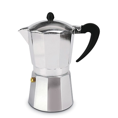 Cuisinox Espresso Stovetop Coffee Maker; 9 cup