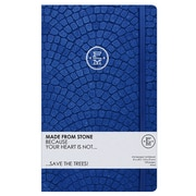 Cobalt Stone Paper Notebook (Ruled)