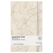 Terra Cotta Stone Paper Notebook (Ruled)