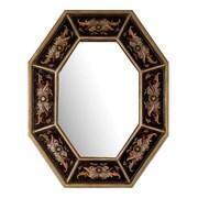 Novica Dawn Garlands Mirror