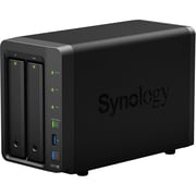 Synology® DiskStation 2-Bay Diskless NAS Server (DS716+)