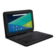 "Visual Land® Prestige Elite 10QL ME10QL16KCBLK 10"" 2 in 1 Netbook with Keyboard Case, 16GB, Android 5.0 Lollipop, Black"
