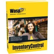 Wasp 633808342050 Inventory Control Standard DVD-ROM Financial Management Software