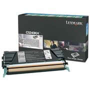 Lexmark C524, C534 Black High Yield Return Program Toner Cartridge (C5240KH)